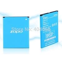 2000mAh Original Battery for ZOPO C2 C3 ZP980 ZP980+ Smartphone free shipping to Russia 2 pieces per lot