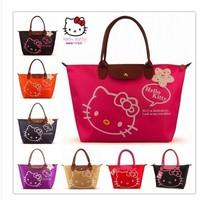 Korean single shoulder bag waterproof bag shopping bag tote swimming bag