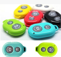 Bluetooth Remote Camera Control Self-timer Release Shutter for Samsung s3 s4 iphone4 5 wireless bluetooth remote shutter control