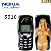 3310  original Nokia 3310  unlocked GSM mobile phone with russian menu multi languages 1 year warranty free shipping Refurbished