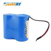 ER34615  LiSOCL2 battery pack