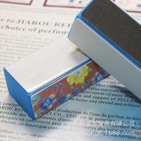 40 pcs Manicure tools Nail polish block Polishing grinding block Flower seed polishing surface polishing grinding block 4