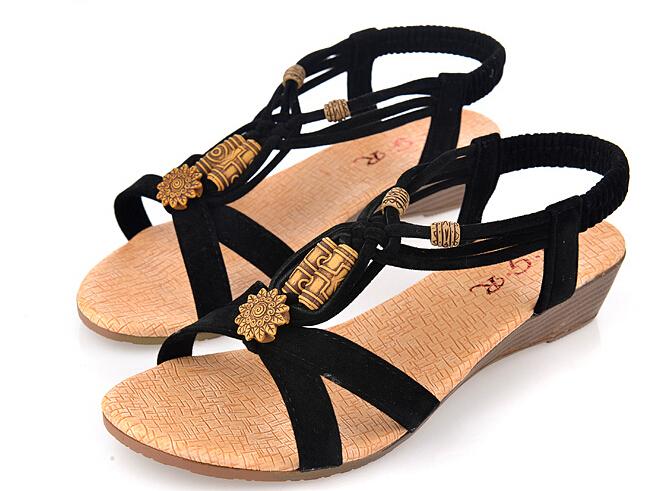 Shoes 2014 summer black