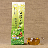 Free shipping 250g taiwan high mountain oolong tea Health Care Dong ding Ginseng Oolong Tea Ginseng Oolong ginseng Slimming tea