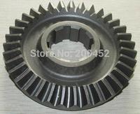 gear box bevel gear for 105/135 Series Farm Tiller,178F/186F/188F Diesel Engine Powered Cultivator Parts