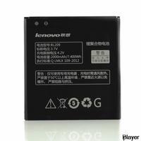 High quality Original Lenovo BL209 2000mAh Battery  for Lenovo A706 A788T A820E A760 A516 A378T A398T Mobile Phone  Battery