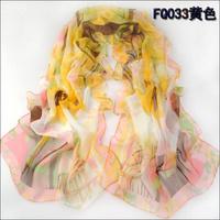 (Min order is $10) hot women scarf fashion style scarf polka velvet scarf chiffon Bohemia Scarf free shipping