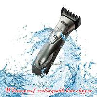 Mens Rechargeable Shaving Electric Shave Beard Hair Trimmer Shaver/Razor Epilator Blades For Men 0.6-RCS10
