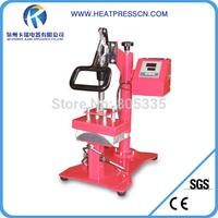 heat press machine used in cap transfer