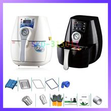 C1 Black/White Mini 3D Vacuum Sublimation 3D Printer for Phone Case Heat Press Machine