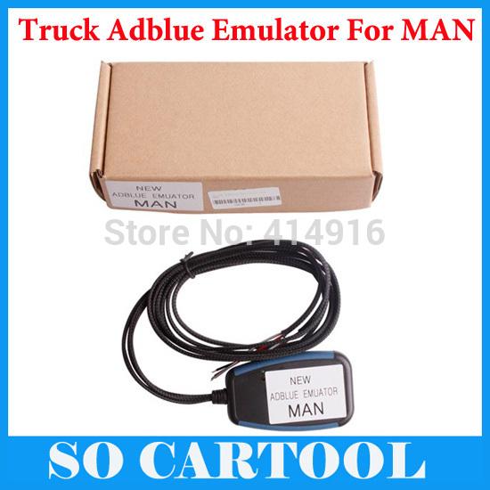 10pcs/lot Low price MAN Adblue Emulator ,Truck Adblue Emulator For MAN With DHL Free Shipping(China (Mainland))