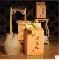 Free Shipping 2boxs/lot Premium Dian Hong, Famous Chinese Yunnan top grade Black Tea, Organic tea Warm stomach Red Tea 50g*2