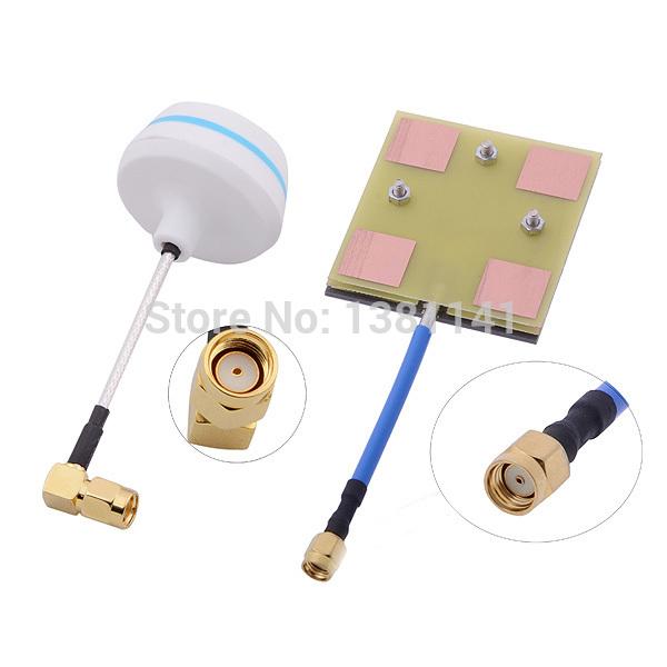 Запчасти и Аксессуары для радиоуправляемых игрушек OEM FPV 5,8 5,8 14dBi w/rt/sma RC 21509 запчасти и аксессуары для радиоуправляемых игрушек oem 10 fpv ptz 20908