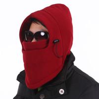 New arrive head cap Set head hat Outdoor multi-function mountaineering cap wind-proof cap