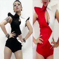 Good Looking Beyonc DS Costume Costumes Singer Sexy Slim Set XTZ020