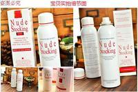 Wholesale, 160ML/pcs Elegantly Sexy Legs Nude Stockings Spray ,Summer Shine Stocking Silky Velvet Cover Spray on Skin, 10pcs/lot