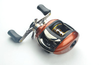 free shipping High Quality Bait Casting fishing reel WEA6R 6BB 0.35MM-140M Right hand lure