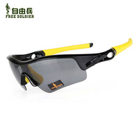 Senior Liberal soldiers riding glasses polarized sunglasses sports glasses imported floating radar version TR90