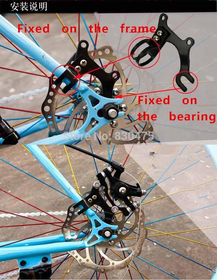 Как сделать резкие тормоза на велосипеде
