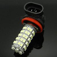 Car LED H11 68 1210 SMD 3528 Bulb Fog Daytime Head Light Lamp White B CL1168