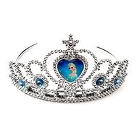 Coroa  Frozen Elsa Anna Crown girl hairband baby costume frozen dress accessories Children's gift  New 2014