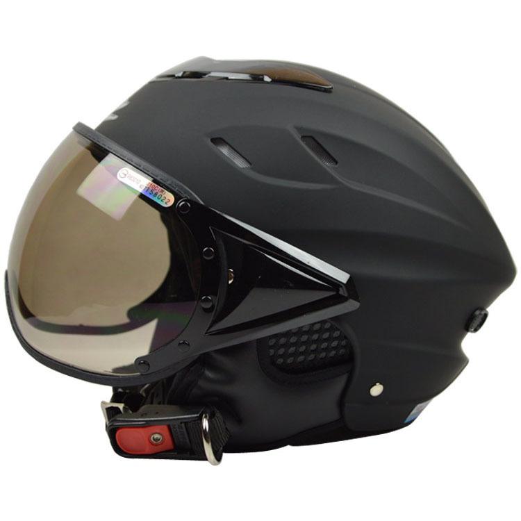 Free Shipping Motorcycle Helmet JET motocross Helmet motocicleta capacetes moto Composite Mat