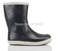 Brand New Lovers Styles Women Men Fashion Rubber Rain Boots Mid-calf Flats Heels Rainboots Water Shoes Good Quality #TS80