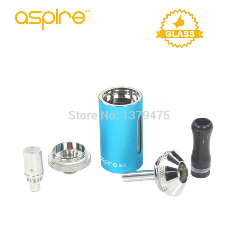 High Quality Aspire BDC Vivi Nvoa S Glassomizer Best E Cigarette Vaporizer 3.5Ml Pyrex Vivi Nova Glass Atomizer 510 Thread Hot(China (Mainland))