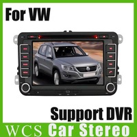 Universal 2 Din autoradio  headrest car dvd player For Volkswagen,car styling with GPS+Radio+Bluetooth Car Audio,,Steering Wheel