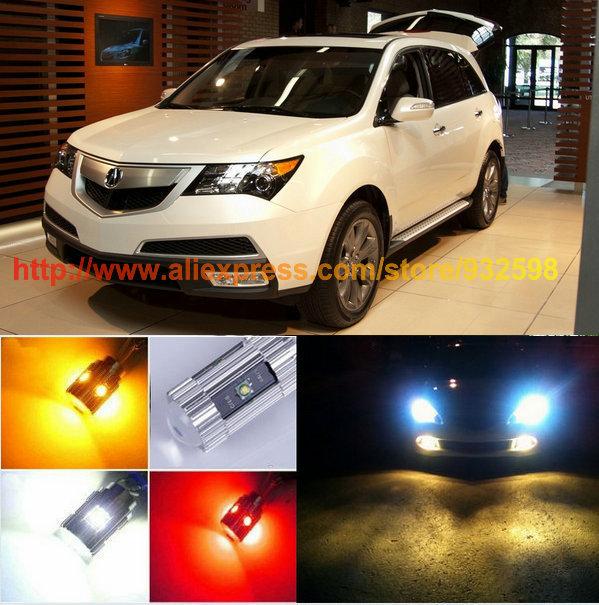 Система освещения Iculed 2 /hight Cree 25 12v Acura MDX 07/11 RDX 07/11 RL 05/11 лампа для чтения iculed 2 hight 5630 12v acura rl 00 12 tl 00 08