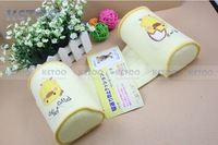 Cotton Cute Baby Infant Toddler Safe Anti Roll Sleep Head Baby Pillow Positioner Anti-roll Pillow Sponge Filling