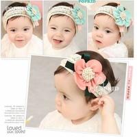 Baby Headband Baby Accessories Infant Children Hair Accessories Baby Girl Flower Headband
