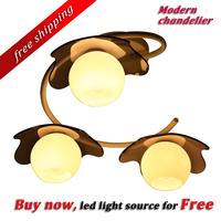 High Quality Arc-type Iron Pendant Lamp  3pcs E27 base type FF89F316-3