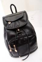 2014 new leisure fashion PU female backpack
