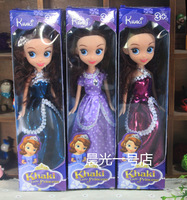 3pcs 10 inch Sofia Princess Doll Toy Figure Christmas Gift NEW in BOX new arrival