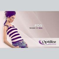 High-end smart clothing design software OptiTex (PGM) V10, fully functional English version