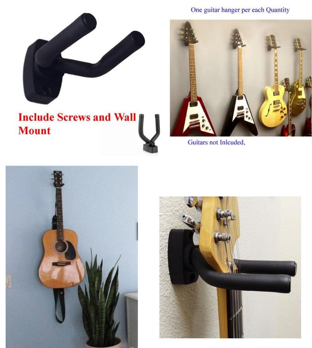 Guitar wall Hanger Hook Holder Wall Mount Display instrument W WALL ANCHOR GRAK1(China (Mainland))