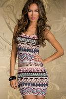 Free shipping 20pcs/lot  2014 New Hot Women's Sexy Cotton hot dress , sexy club dress women, dropshipping,  4 colors,SE12