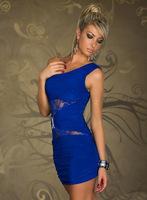 Free shipping  20pcs/lot  2014 New Hot Women's Sexy Cotton hot dress lace , sexy club dress women,3colors, drop shipping, SE14