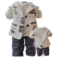 New Baby Boys Kids Cotton Casual Clothing New Baby Boys Kids Cotton Casual Clothing