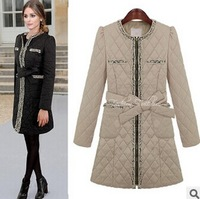 Casacos femininos women coat  new 2014 winter coat women jacket long paragraph Slim desigual winter warm Down coayt