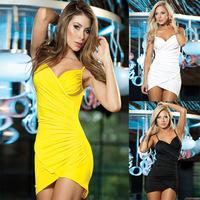 Free shipping  2014 New Hot Women's Sexy Cotton hot dress party , sexy club dress women,3color, drop shipping,SE33