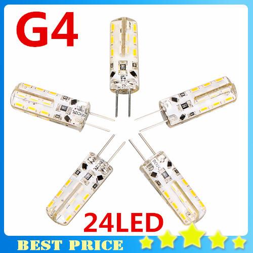 G4 SMD 3014 3W 12V G4 LED Lamp Replace 20W halogen lamp 360 Beam Angle LED Bulb Crystal Chandelier Corn Light Led Bulbs Tubes(China (Mainland))