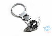 MINI COOPER/John cooper works  metal key chain car key chain ring for  S Clubman JWC CountryMan