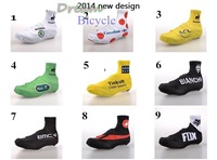 5pairs/lot team bicycle Shoes Covers Shoes Care bike lock shoes sheath 2014 NEW DESIIGN