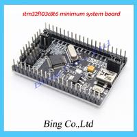 3pcs stm32f103c8t6 stm32f103 stm32f103c8 minimum system board stm32 development board learning board CortexM Evaluation Board