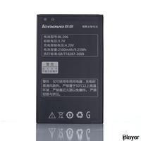 high quality Original Lenovo BL206 2500mAh Battery  for Lenovo A630 A600E A630E Mobile Phone battery