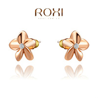 ROXI fashion new arrival,Exquisite gold-plated earrings,China's wind,women trendy earrings Chrismas /Birthday gift