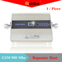 Latest design, 900Mhz Repeater GSM Booster Signal Amplifier Receiver, gsm Booster 900Mhz Signal Repeater 1 pcs. Free shipping