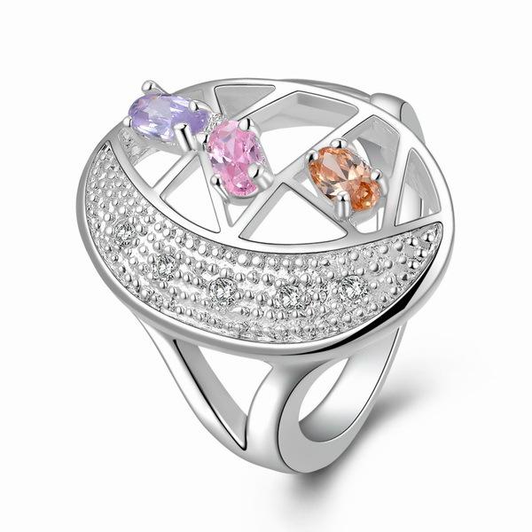 Обручальное кольцо LEKANI 925 , 925 , R389 браслет цепь lekani 5 8 925 925 mic925h199
